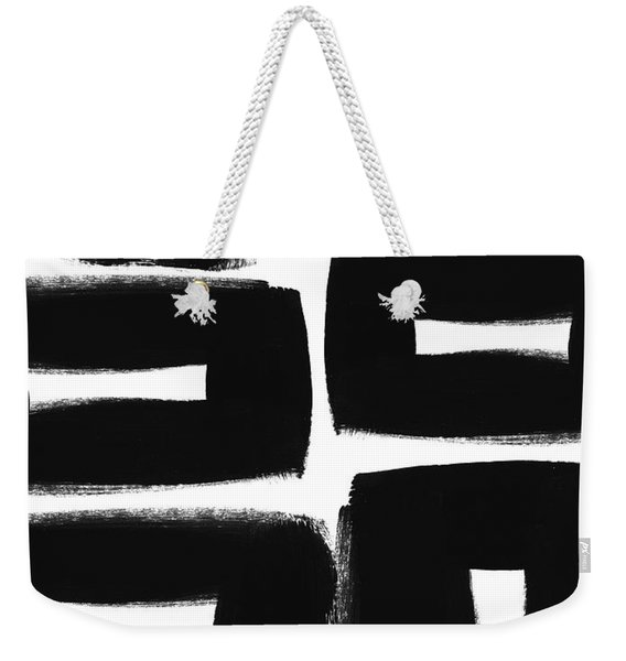 Scandi Boxes 2- Art By Linda Woods Weekender Tote Bag