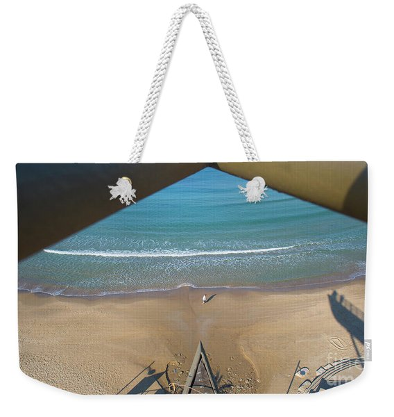 Scapes Of Our Lives #1 Weekender Tote Bag