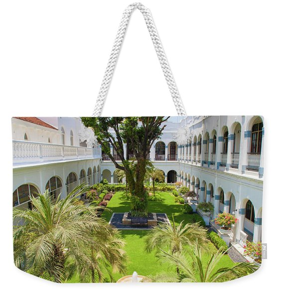 Scapes Of Our Lives #12 Weekender Tote Bag