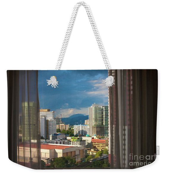 Scapes Of Our Lives #14 Weekender Tote Bag