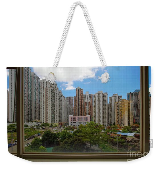 Scapes Of Our Lives #2 Weekender Tote Bag