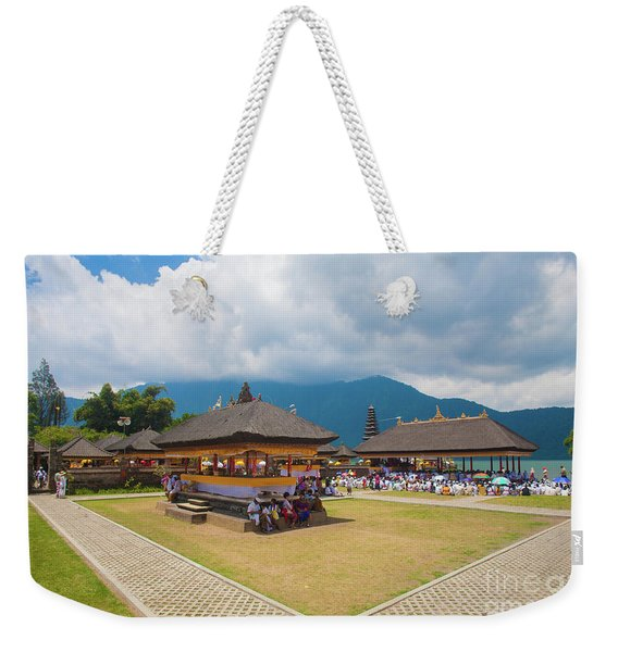 Scapes Of Our Lives #30 Weekender Tote Bag
