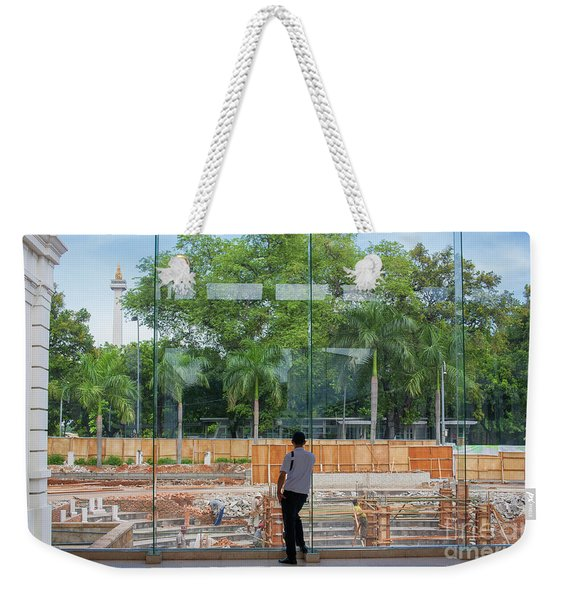 Scapes Of Our Lives #7 Weekender Tote Bag