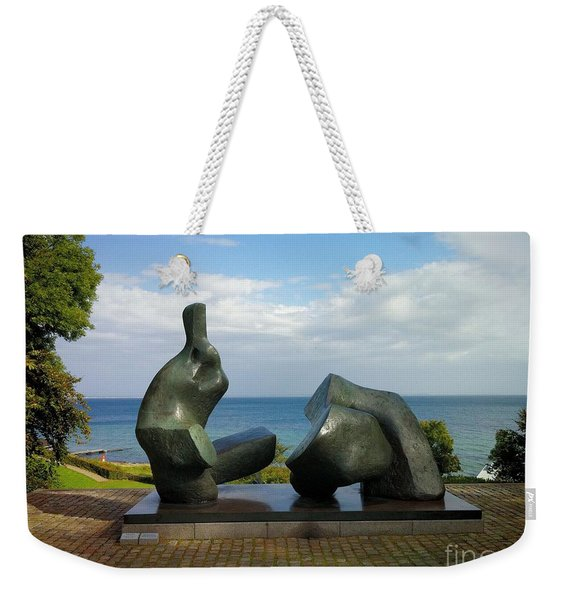Scapes Of Our Lives #9 Weekender Tote Bag