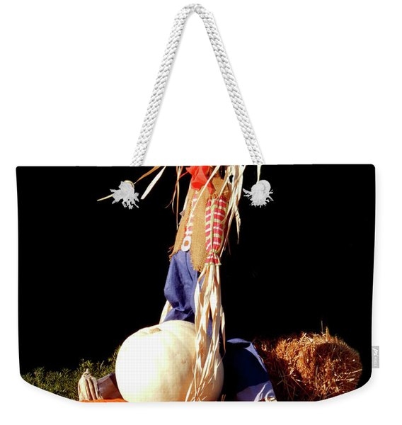 Scaredy Crow Man Weekender Tote Bag