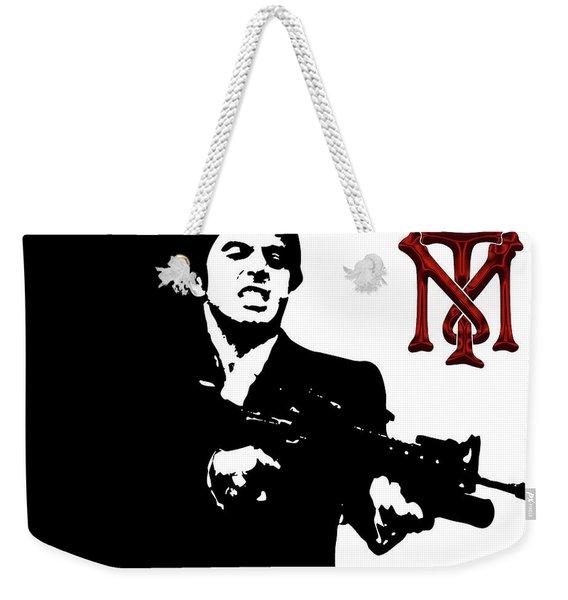 Scarface I Weekender Tote Bag