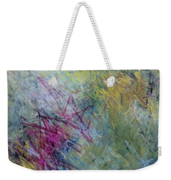 Scatter Weekender Tote Bag