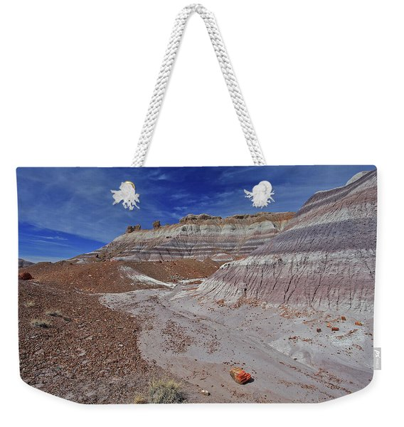 Scattered Fragments Weekender Tote Bag