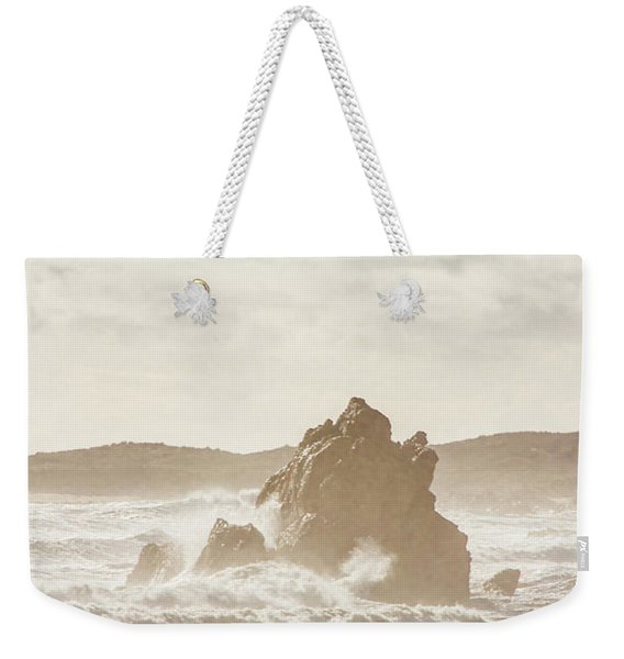 Scenic Marine Morning Weekender Tote Bag