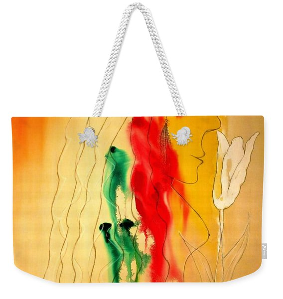 Scent Of An Orchid Weekender Tote Bag