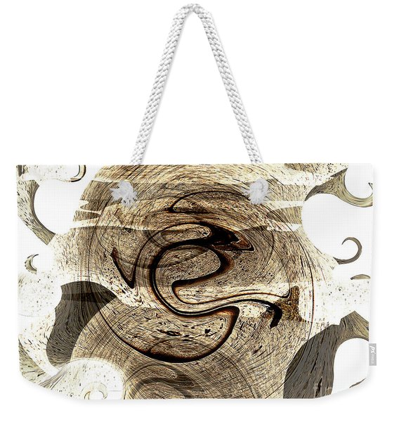 Scent Of The Universe Weekender Tote Bag