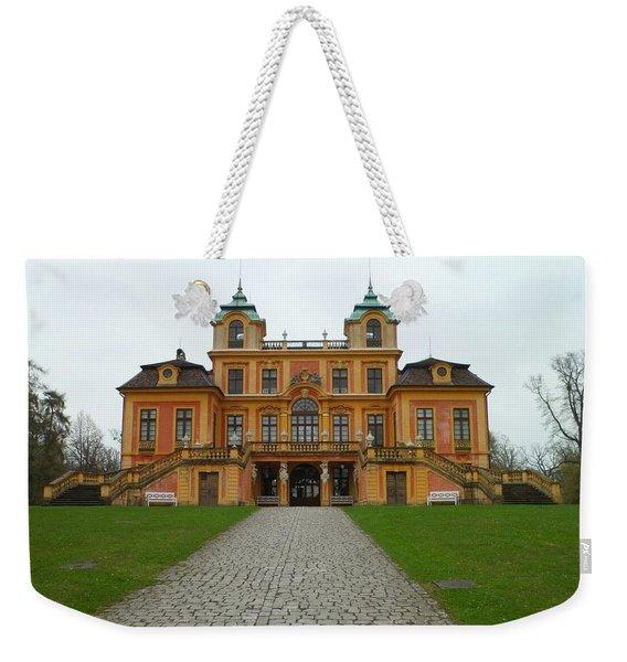 Schloss Favorite, Ludwigsburg, Stuttgart, Germany Weekender Tote Bag