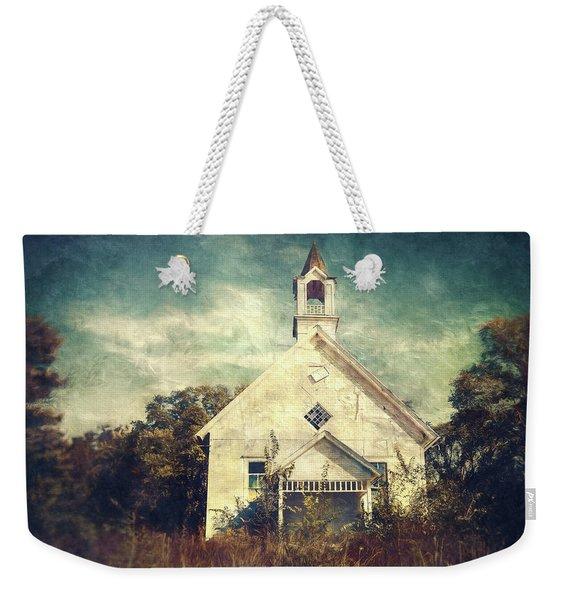 Schoolhouse 1895 Weekender Tote Bag