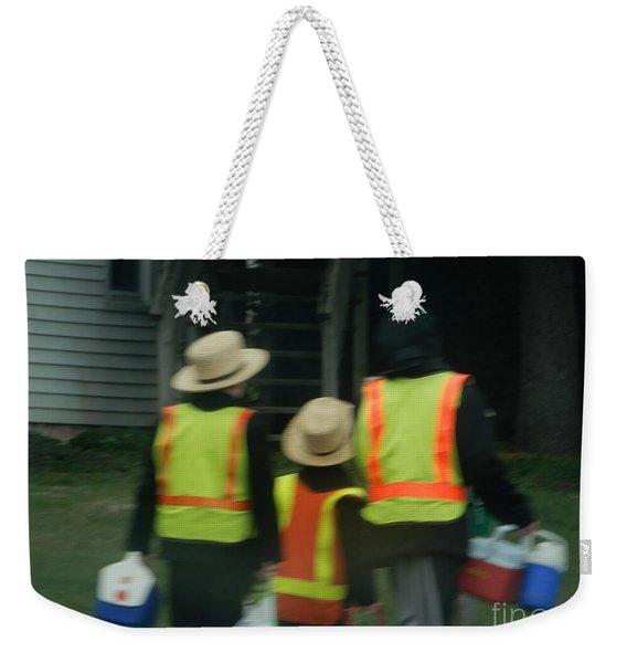 School's Out 2 Weekender Tote Bag