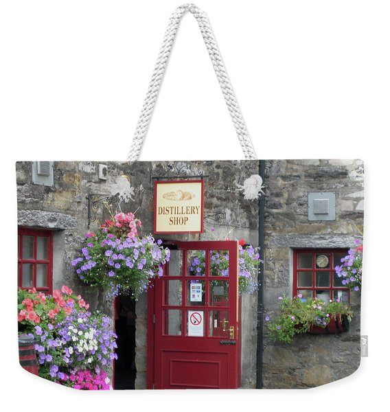 Scotch Weekender Tote Bag