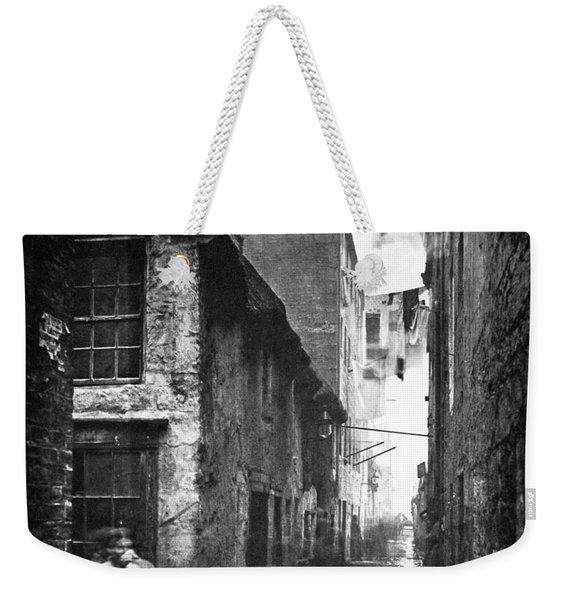 Scotland: Glasgow, 1868 Weekender Tote Bag