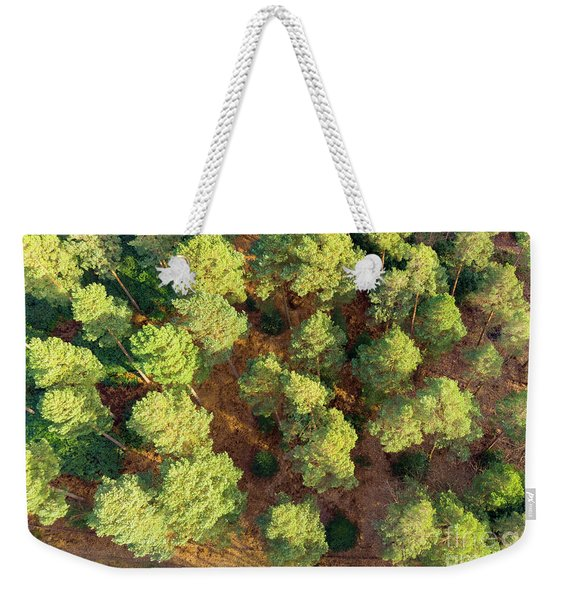 Scots Pines Weekender Tote Bag