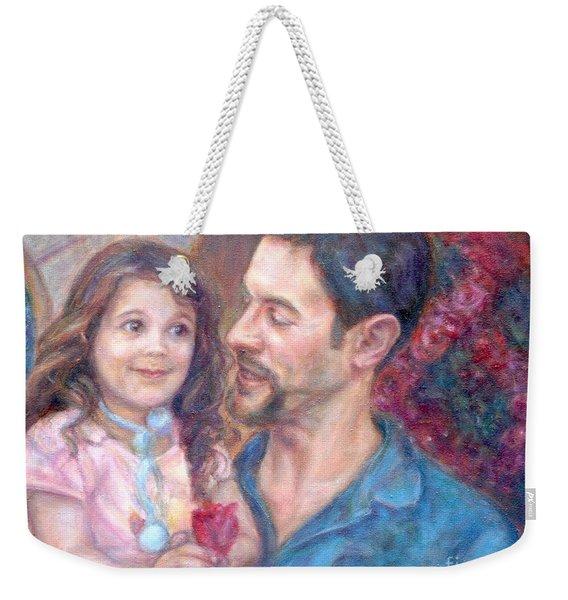 Scott And Sam Commission Weekender Tote Bag