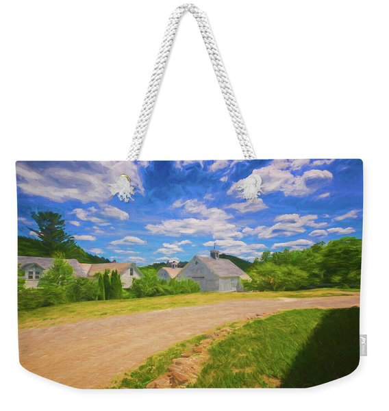 Scott Farm Vista Weekender Tote Bag