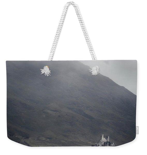 Scottish Castle Weekender Tote Bag