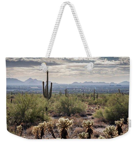 Scottsdale Arizona Weekender Tote Bag