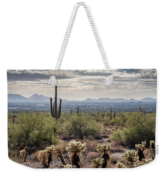 Scottsdale Arizona Weekender Tote Bag