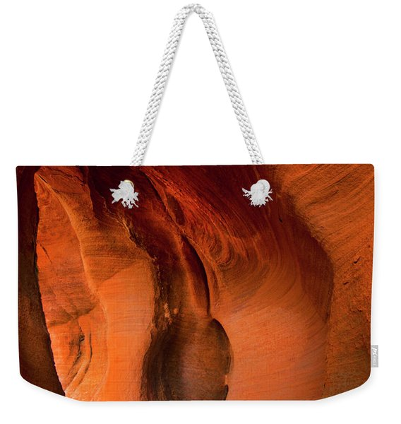 Sculpted By The Elements Weekender Tote Bag