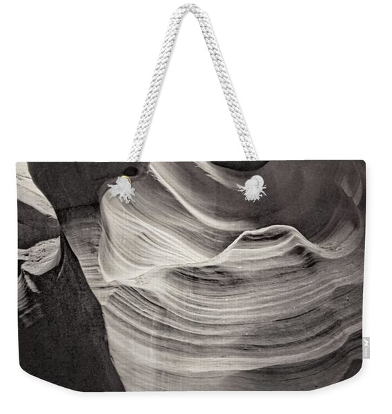 Sculpted By Time Tnt Weekender Tote Bag