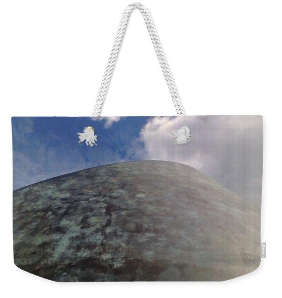 Sculpture And Sky Weekender Tote Bag