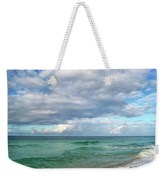 Sea And Sky - Florida Weekender Tote Bag