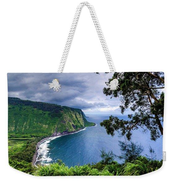 Sea Cliffs Weekender Tote Bag