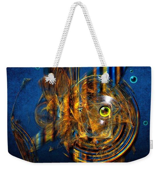 Sea Fish Weekender Tote Bag