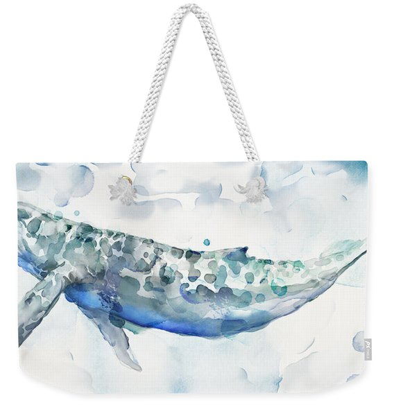 Sea Giant Weekender Tote Bag