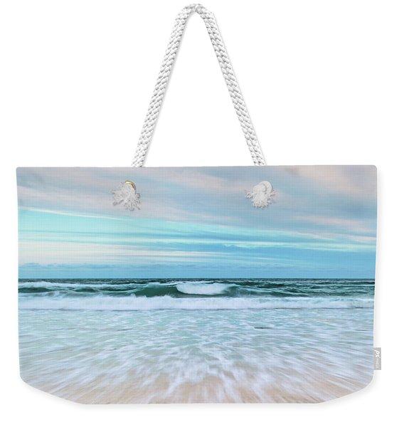 Sea Is Calling Weekender Tote Bag