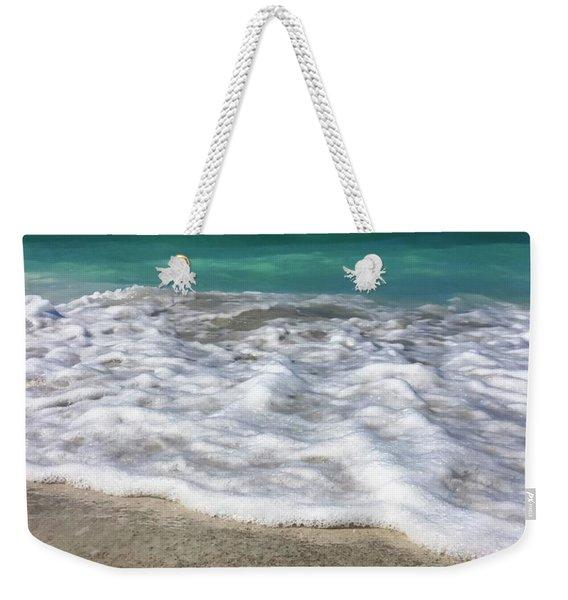Sea Latte Weekender Tote Bag