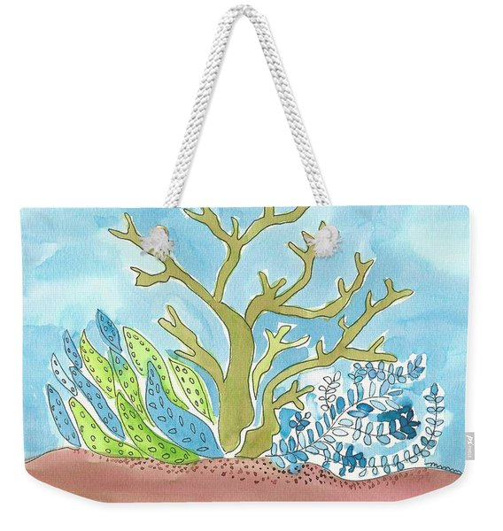 Sea Life I Weekender Tote Bag