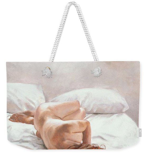 Sea Light On Your Body Weekender Tote Bag
