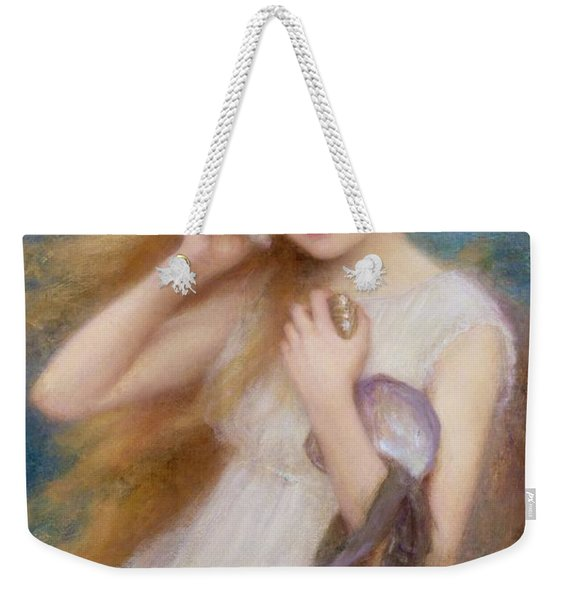 Sea Nymph Weekender Tote Bag