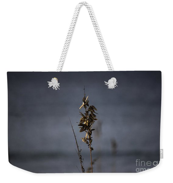 Sea Oat Weekender Tote Bag