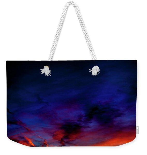 Sea Of Colors Weekender Tote Bag