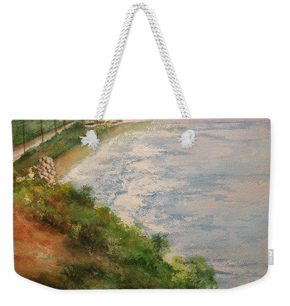 Sea Of Dreams Weekender Tote Bag