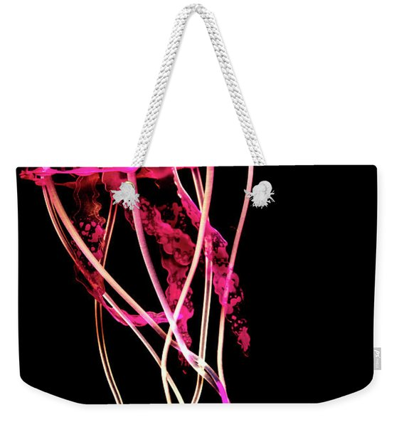Sea Of Mystery Weekender Tote Bag