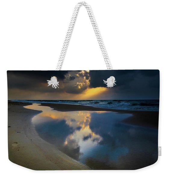 Sea Reflections Weekender Tote Bag