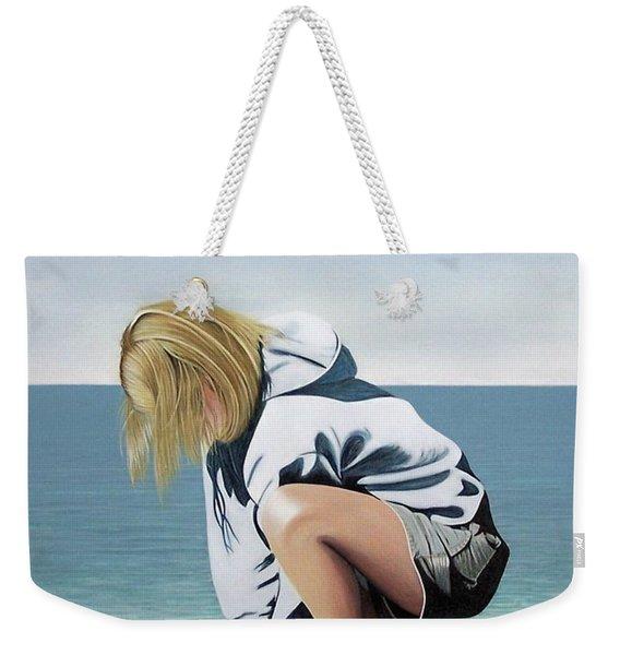 Sea Shells On The Beach Weekender Tote Bag