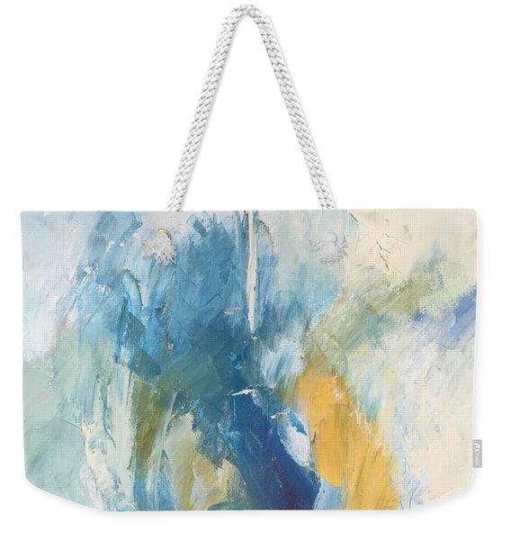 Sea Sky Sun Weekender Tote Bag