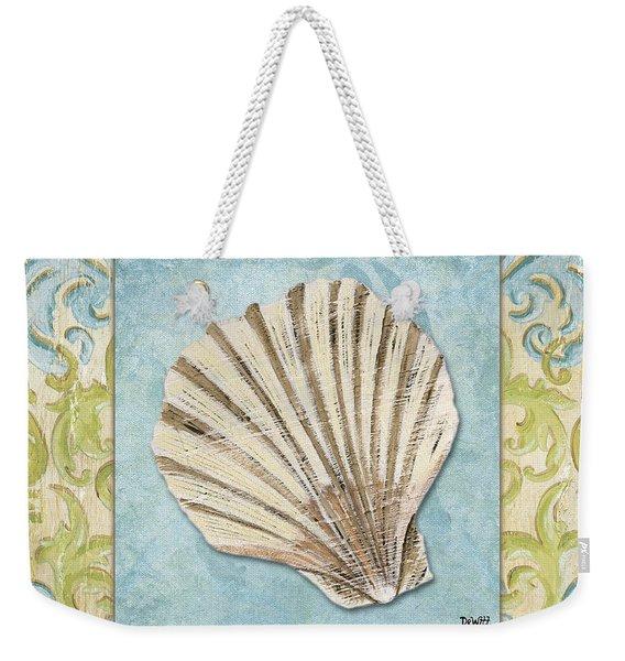 Sea Spa Bath 1 Weekender Tote Bag