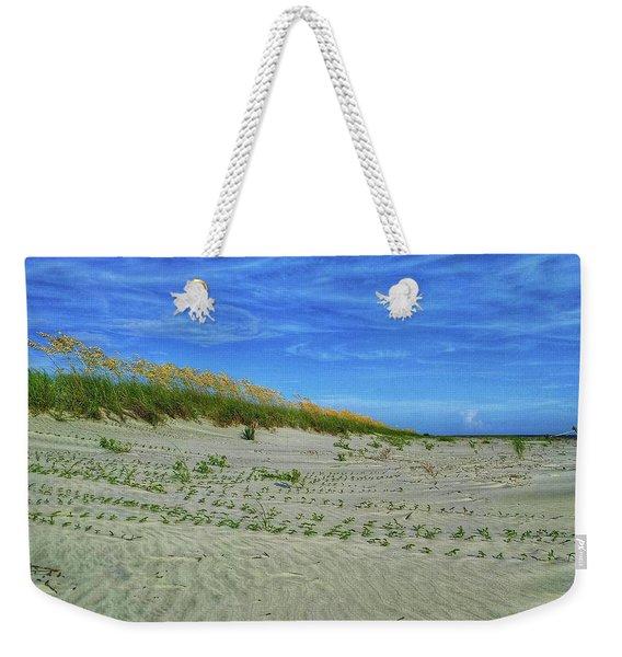 Sea Swept Weekender Tote Bag