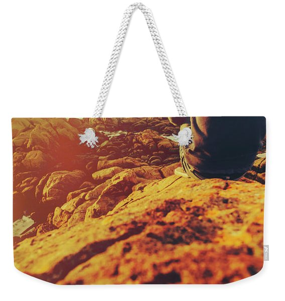 Sea Vacation Wonders Weekender Tote Bag
