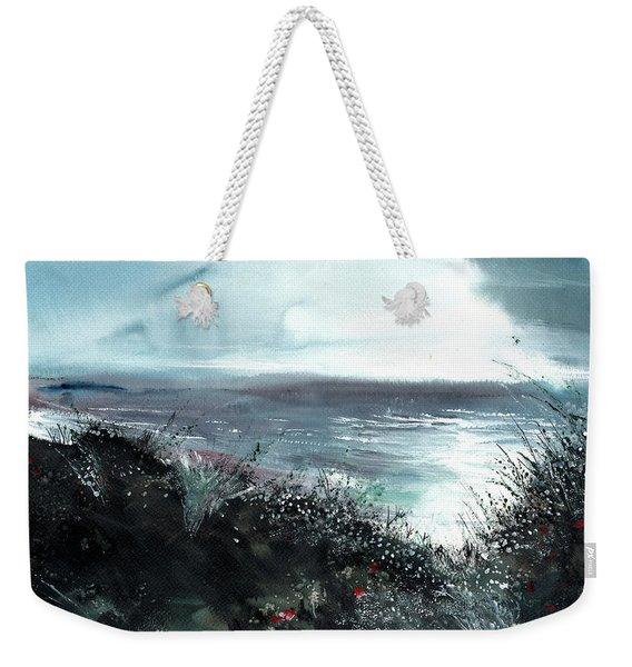 Seaface Weekender Tote Bag
