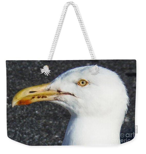 Seagull Head Weekender Tote Bag